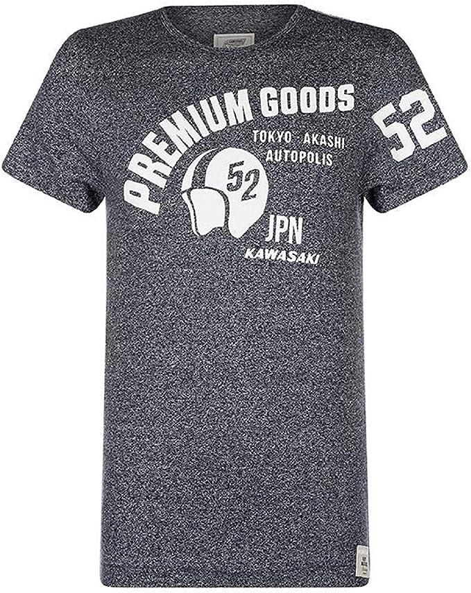Kawasaki Premium Goods Camiseta Hombre - Negro, XXL: Amazon.es: Ropa y accesorios