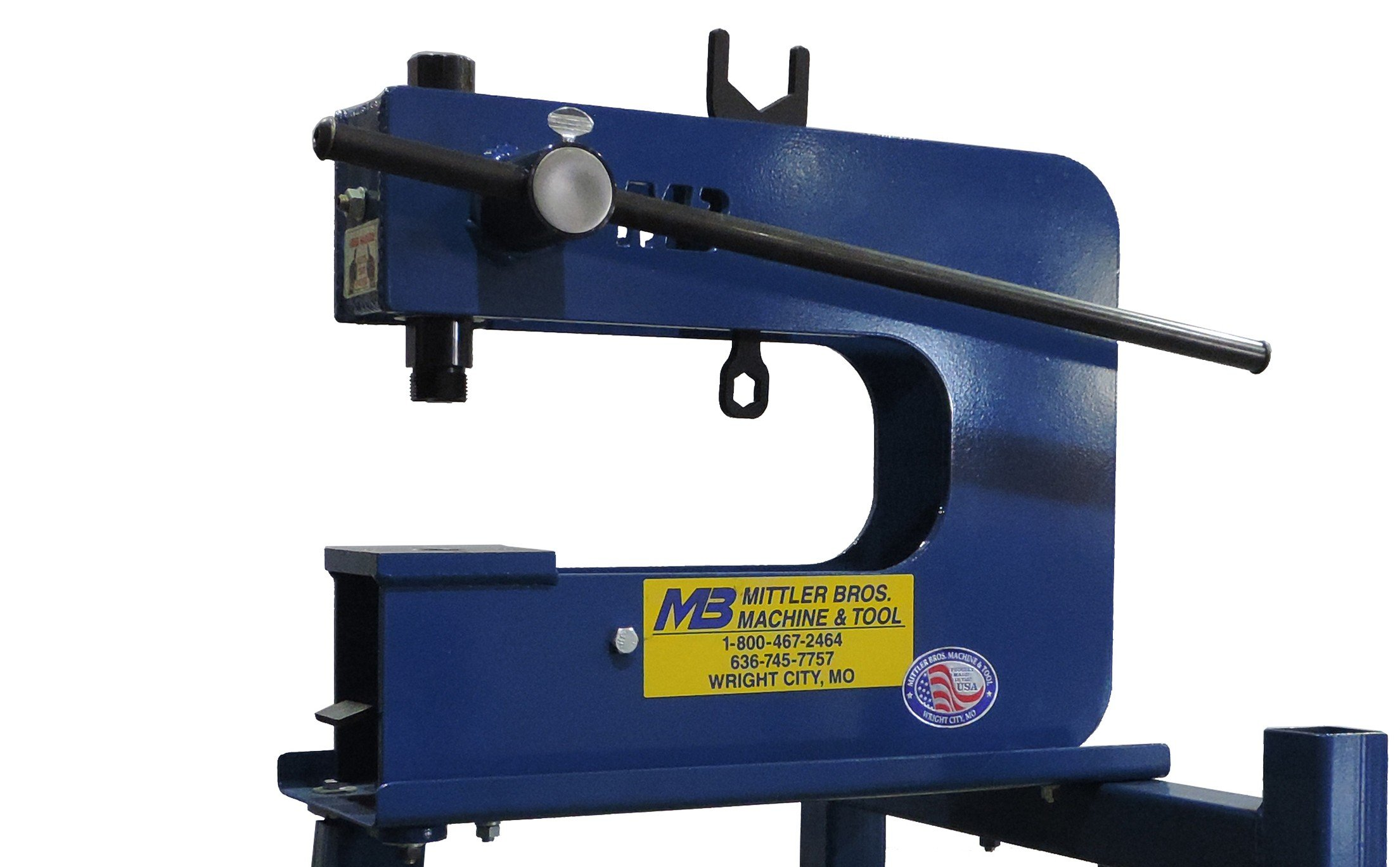 Mittler Bros. Machine & Tool - Manual Bench Press