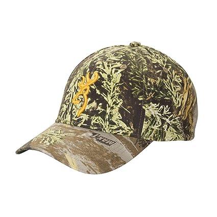 0f6522a7e88 Amazon.com  Browning Rimfire 3D Buckmark Cap