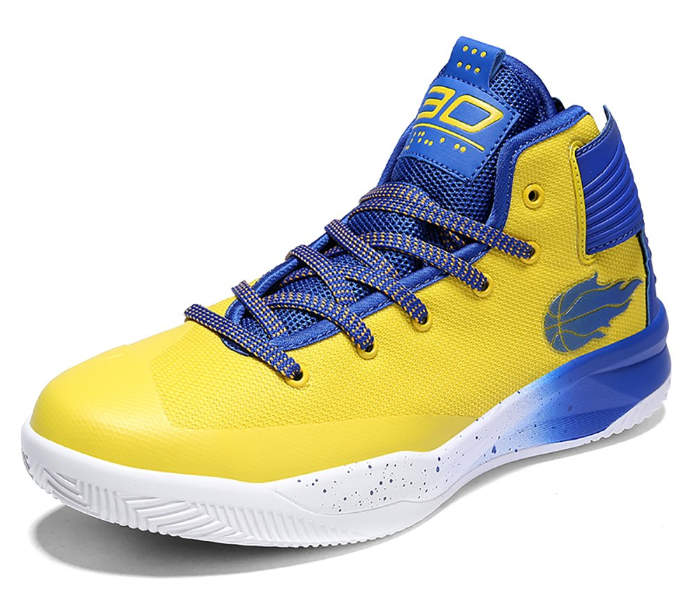 No.66 Town Women's Athletic Running Shoes Sneaker,Basketball Shoes Size 7 Yellow