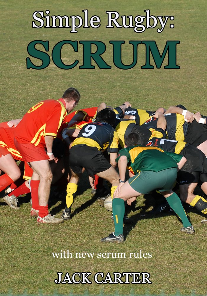 Rugby Scrum  Simple Rugby Book 1   English Edition