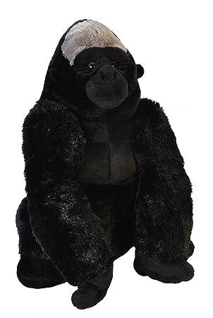 Wild Republic - Little Biggies Gorilla Silverback Peluche, 53 cm (19318)
