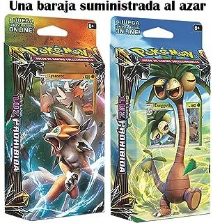 Pokémon - Baraja 60 cartas Sol y Luna Sombras Ardientes ...