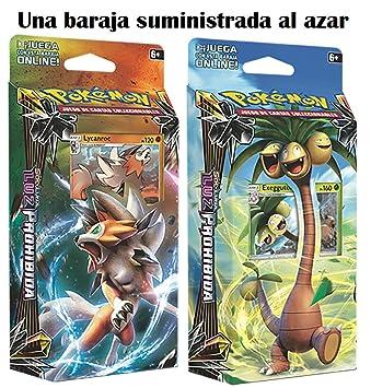 Pokemon JCC Sol y Luna: Luz Prohibida Baraja - Español (1 al ...