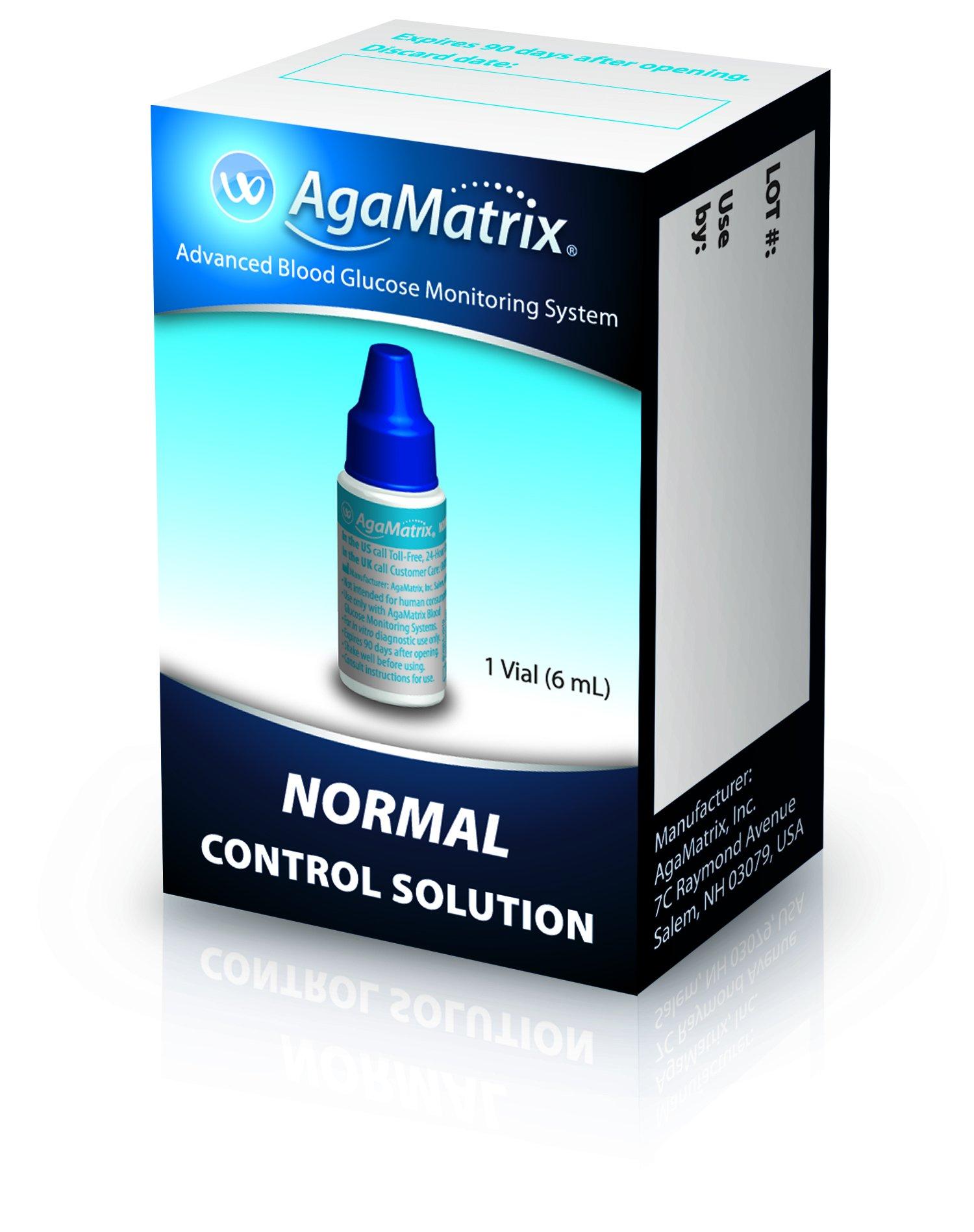 WaveSense Normal Control Solution, 1 Vial (6 ml)