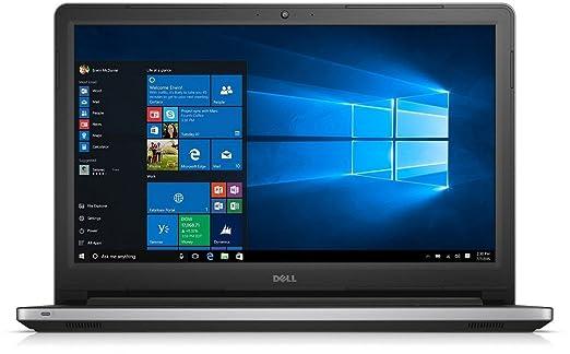 Dell Inspiron 5559 15.6 inch Laptop  Core i7 6500u/16 GB/2TB/Windows 10 , Silver Laptops