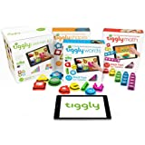 Tiggly Learner Kit 3 in 1にはTiggly Word、Math、Shapes(3〜8歳)が含まれています。
