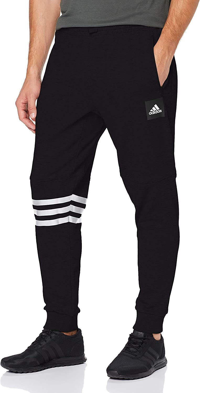 adidas Id Fat Terry Pt Pantalon Homme: : Sports et