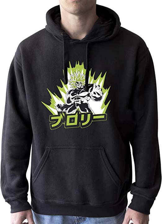 ABYstyle Dragon Ball Super Broly Sweat à Capuche Broly