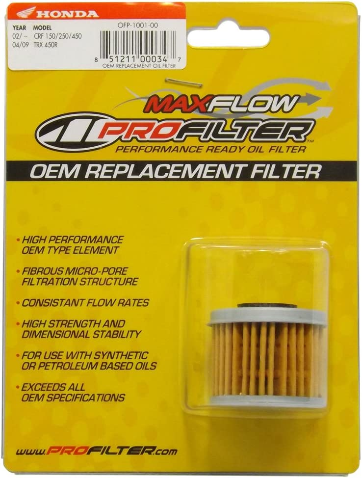 Maxima OFP-1001-00 ProFilter OEM Replacement Oil Filter