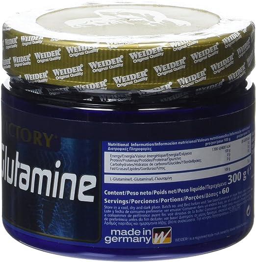 Weider - Victory Glutamina 300 g, color 0