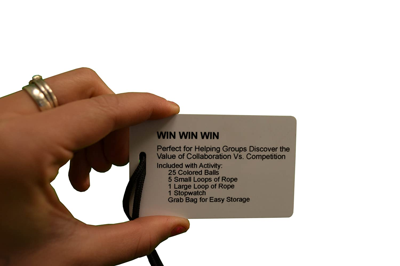 Be Legendary Win Win Win Team Building Activity