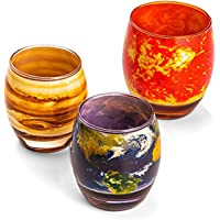 Set of 10 Planetary Glass Set