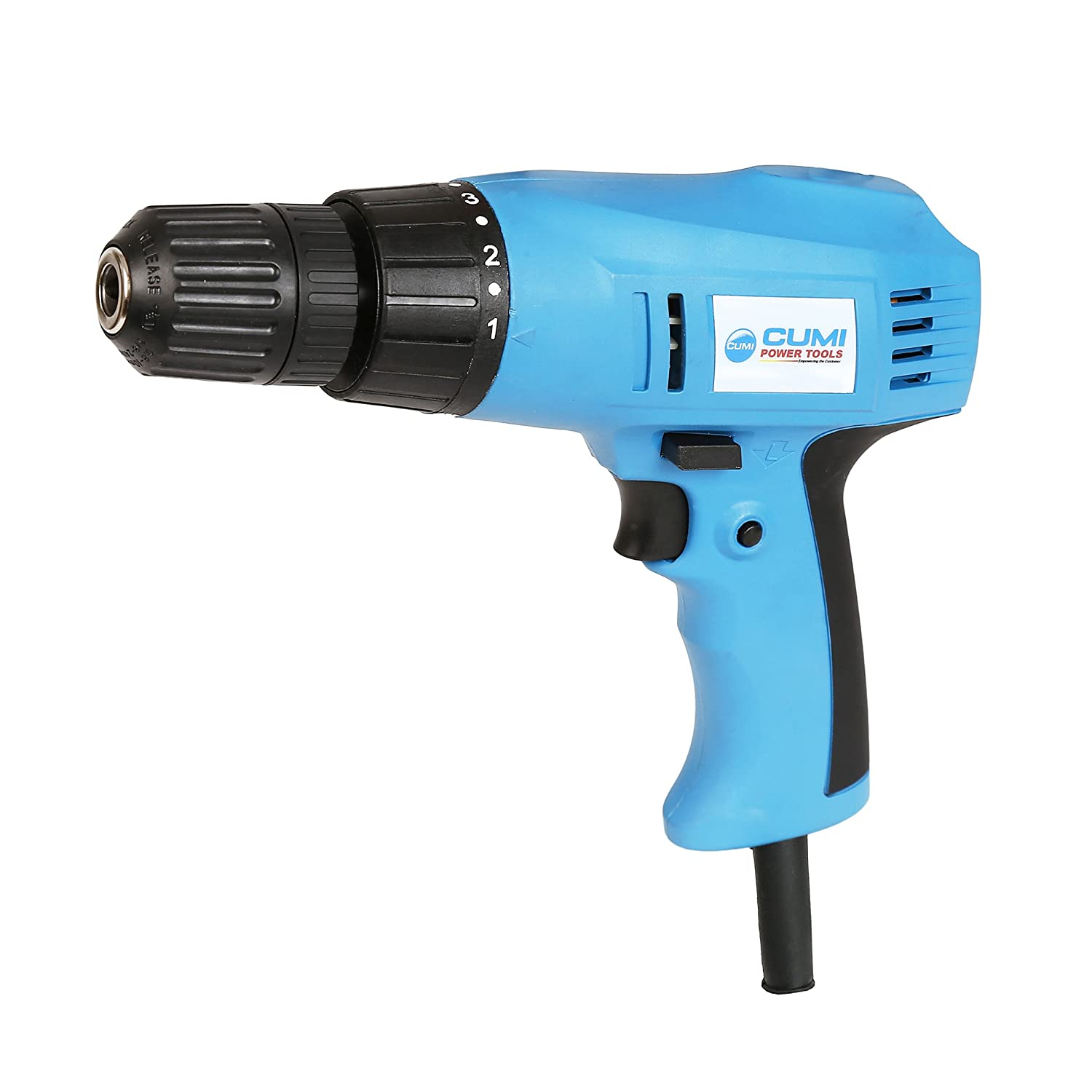 Cumi Electric Screw Driver / Drill – CSD 010 (Blue)
