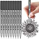 MISULOVE Micro-Pen Fineliner Ink Pens, Precision Multiliner Pens for Artist Illustration, Sketching, Technical Drawing…
