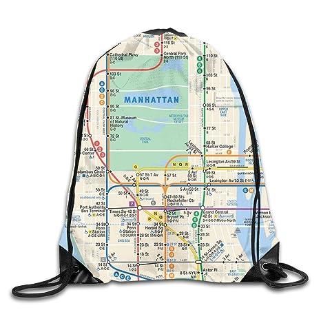 Subway Map Phone.Amazon Com Mta Subway Map New York Manhattan Phone Case Gym Sport