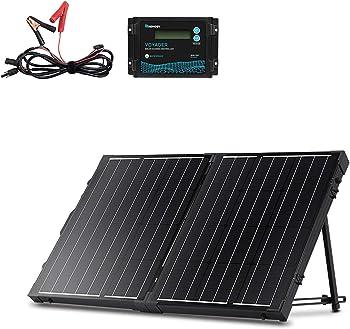 Renogy 100W/12V Foldable Solar Panel