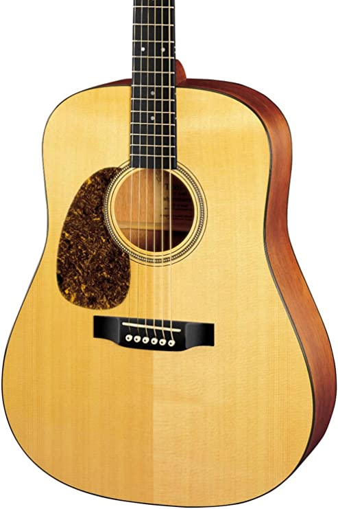 Martin 16 serie d-16gtl Dreadnought Guitarra Acústica para Zurdos ...