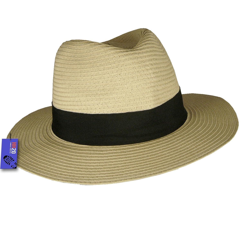 e577025a Hey Hey Twenty Fedora Hat with Travel Tube: Amazon.co.uk: Clothing