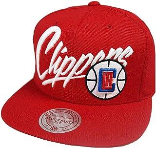 Mitchell & Ness Los Angeles Clippers Vice Script 358VZ NBA Snapback Cap Basecap