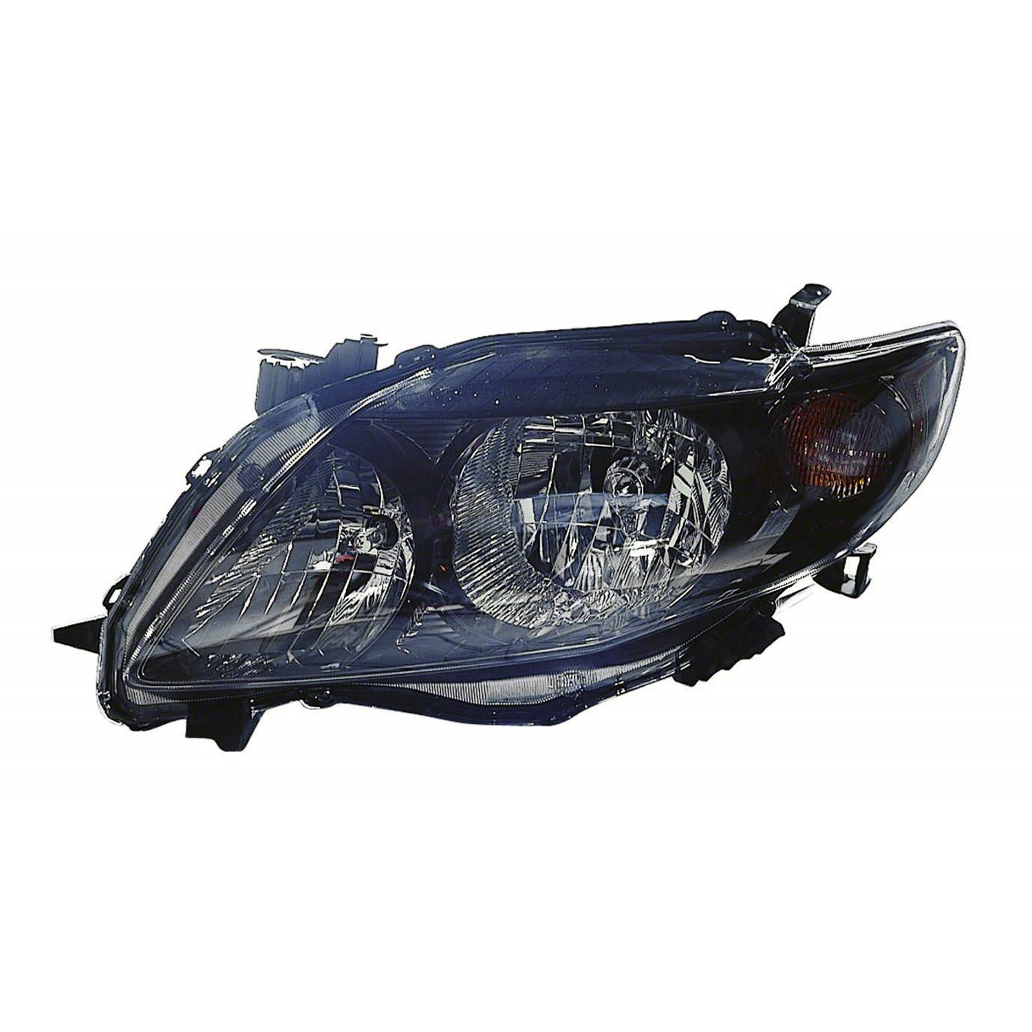 PartsChannel TO2502183OE OE Replacement Headlight Assembly