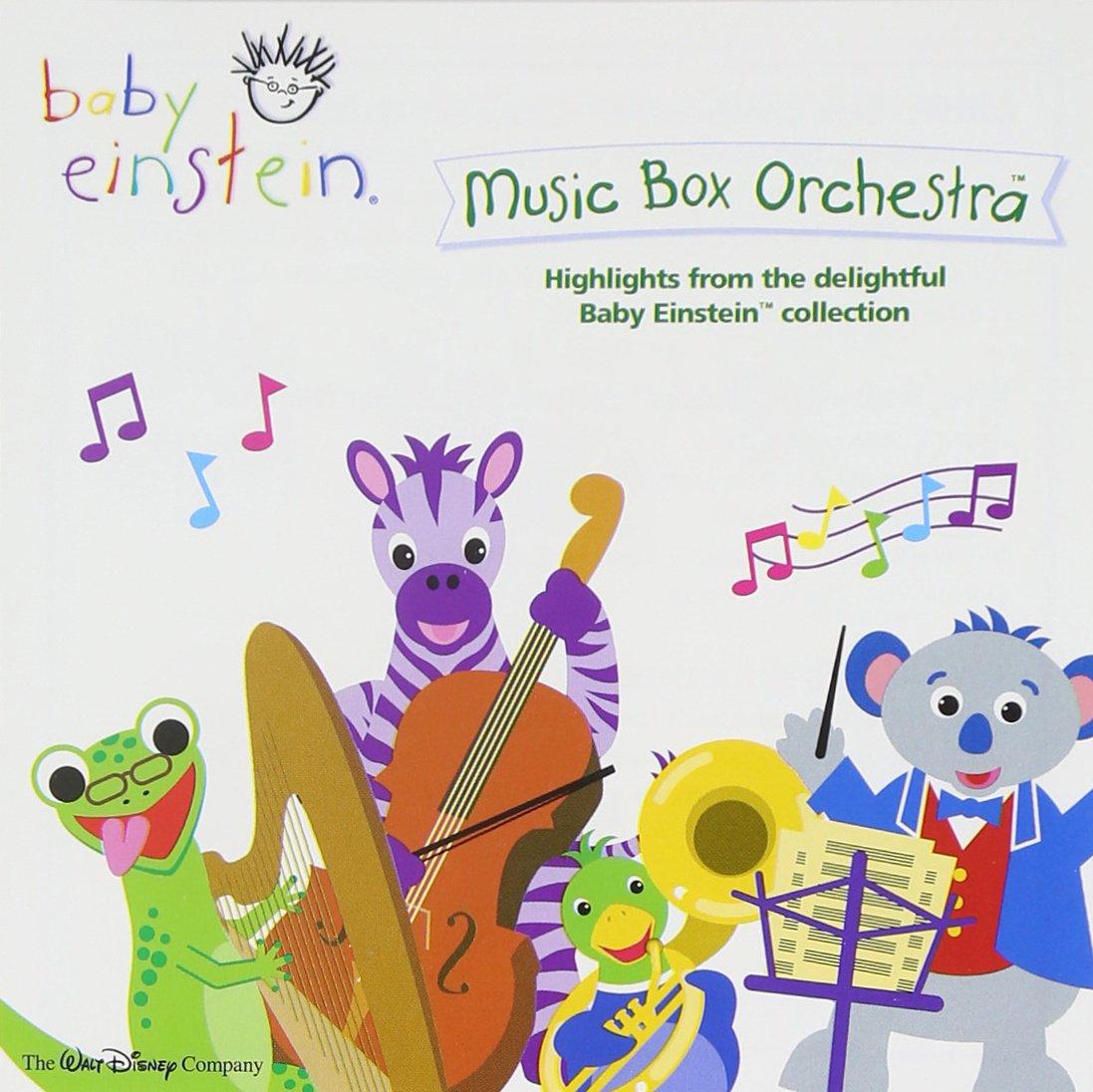 Baby Einstein: Music Box Orchestra by Buena Vista