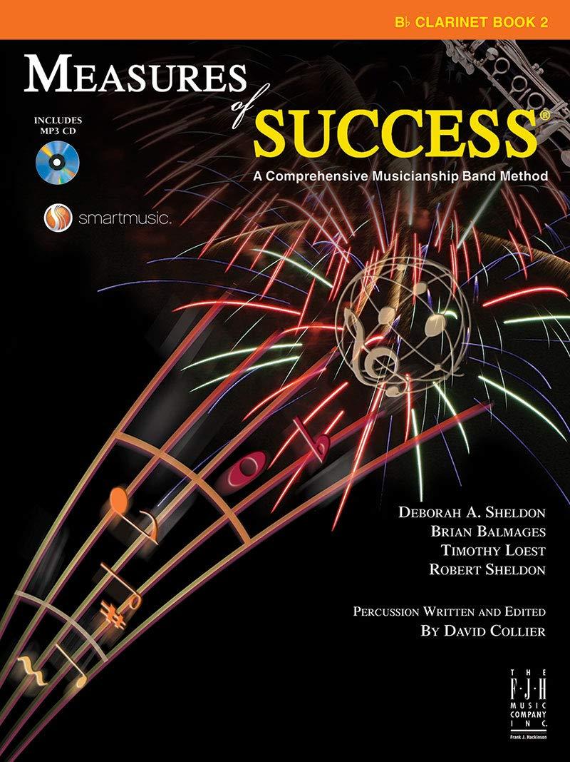 Download Measures Of Success - Clarinet Book 2 pdf