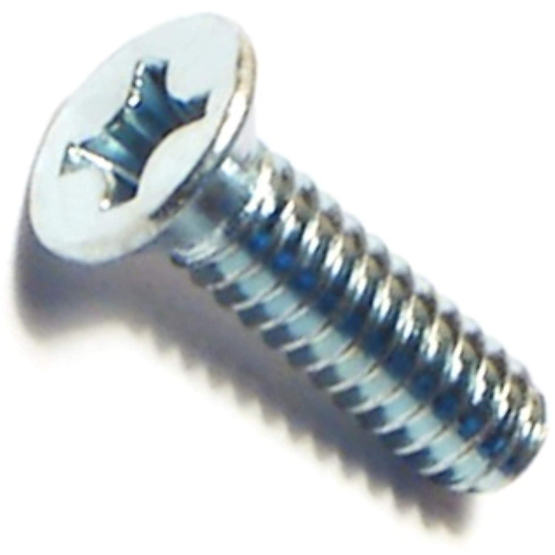 Piece-175 6-32 x 1//2 Hard-to-Find Fastener 014973287849 Phillips Flat Machine Screws
