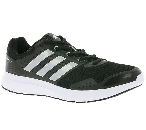 buy popular a0fe2 98c9b Adidas Duramo 7 M, Core Black  Silver Met, 46