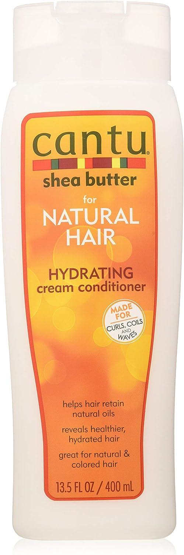Cantu Shea Butter, Acondicionador Hidratante - 400 ml