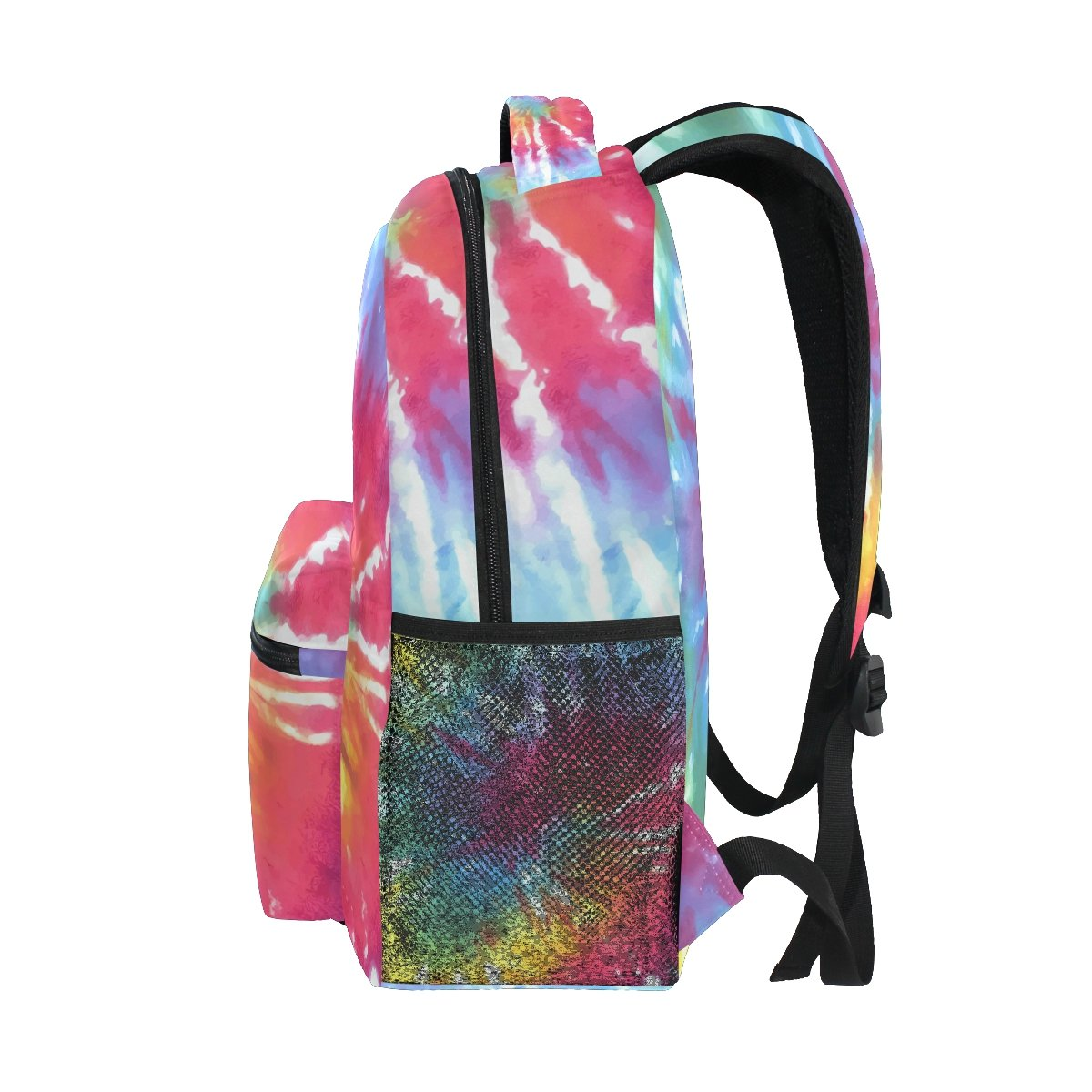 099d059591 BENNIGIRY Personalized Tie Dye Backpack Daypack Book Bag School Bags for  Boys Girls  Amazon.co.uk  Luggage