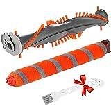 LINNIW Shark Brush Roll Replacement Kit Compatible with Shark DuoClean NV800, NV800W, NV801, NV801Q, NV803, UV810, HV380, HV3