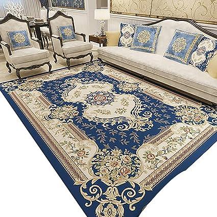Amazon Com Carpet European Style American Non Slip Living Room