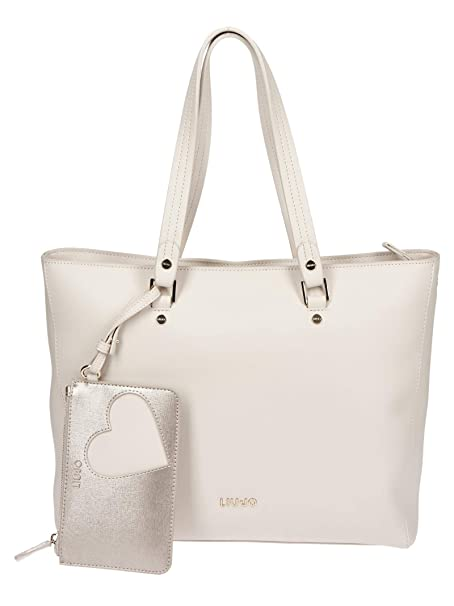 Shopping bag con cerniera LIU JO