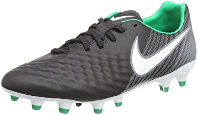 best wholesaler c386f cb740 Nike Magista Onda II FG, Chaussures de Football Homme, Noir (Black White