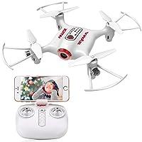 Deals on Syma X21W Mini RC Drone Wifi 2.4GHz 6-Axis Gyro FPV