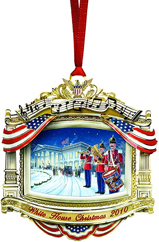 American Souvenir Gifts US 21th President Metal Crafts Holiday Gift Art Ornament