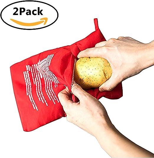 hilarocky microondas bolsa de patatas, saco de patatas, day-old ...