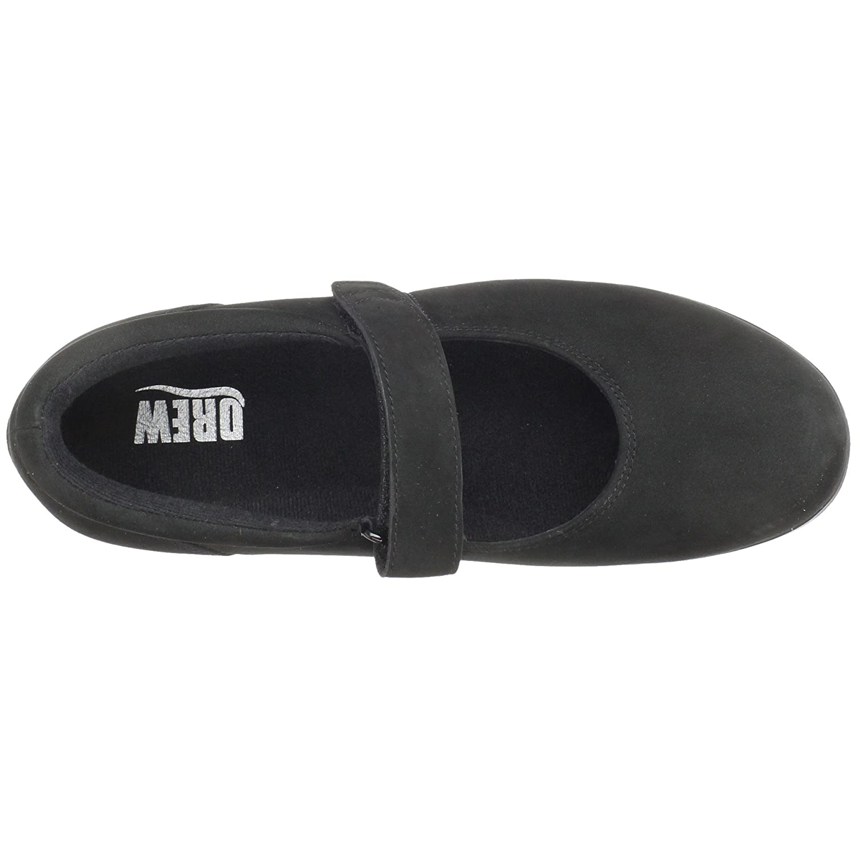 Drew Shoe Women's Bloom II B000KKP7R6 6.5 N US|Black Nubuck