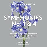 Beethoven: Symphonies Nos 1 &