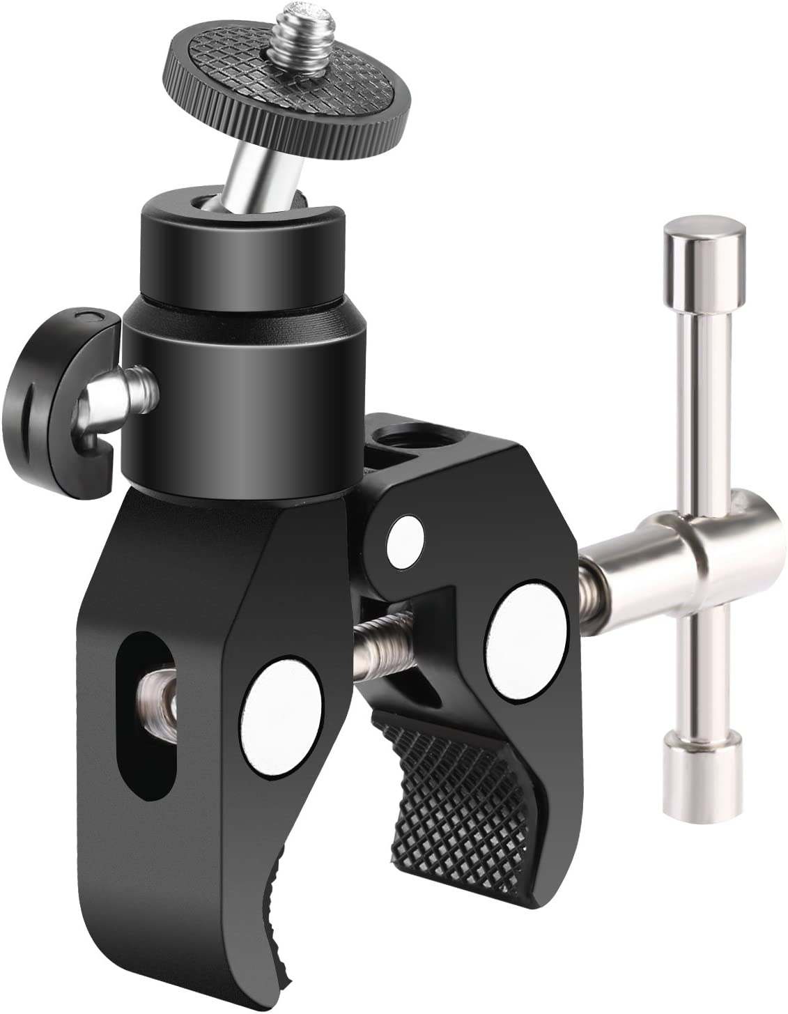 Grey High Point Camera Holder Clamp On