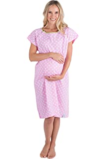 eb268b7194d79 Gownie Lisa (Size 20+) - Baby Be Mine Maternity - Hospital Gown for ...