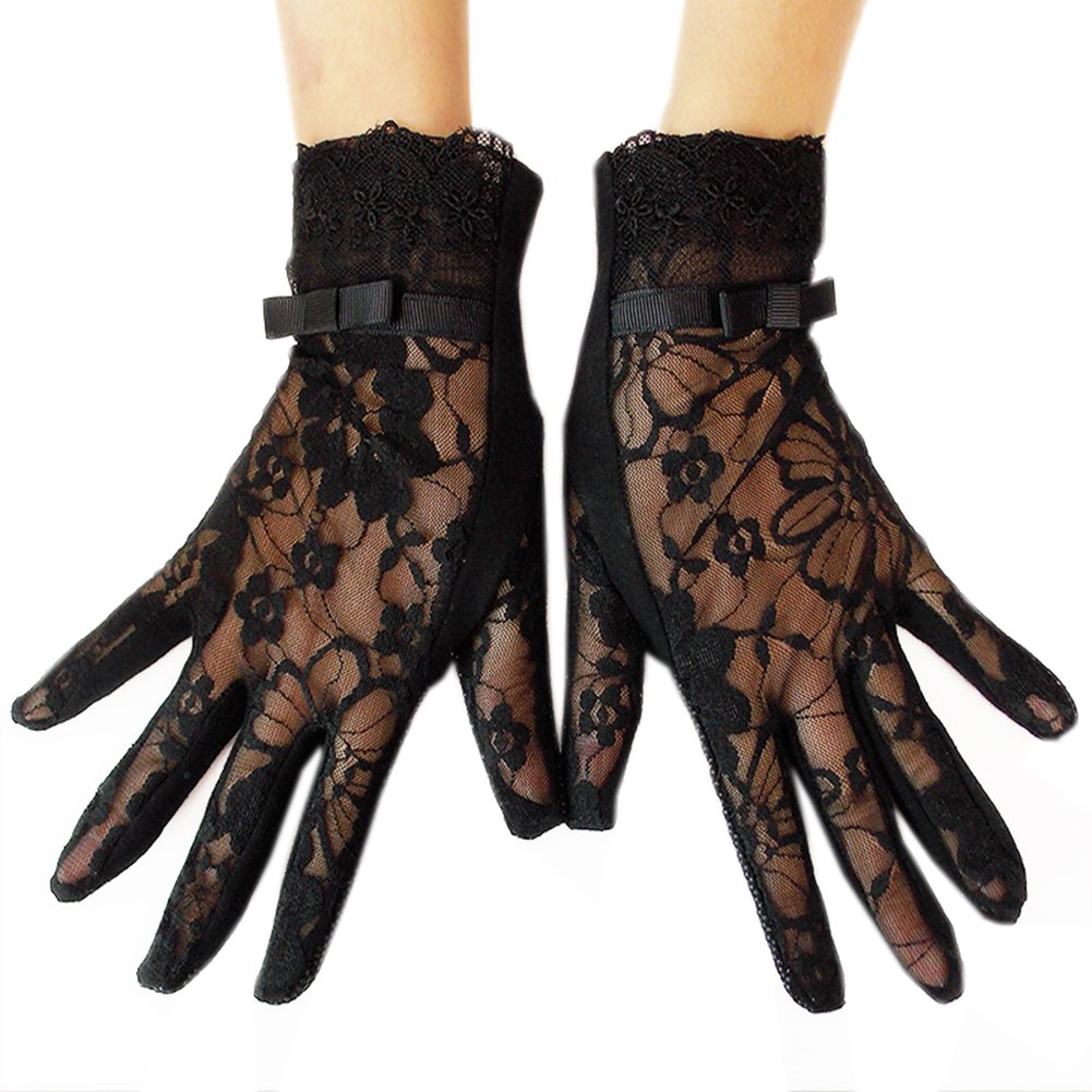 Shiny Stone-Gloves ACCESSORY レディース US サイズ: Glove total length: 24CM/9.4
