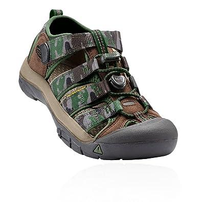 656168fa5d0c KEEN Newport H2 Junior Sandals - SS18 Green  Amazon.co.uk  Shoes   Bags