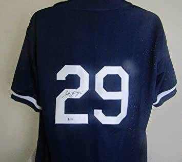 official photos 3700d 8bcfe TODD FRAZIER AUTOGRAPHED SIGNED NEW YORK YANKEES JERSEY ...