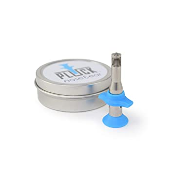 Amazon Com The Pluck Nose Hair Ear Hair Remover Designed For