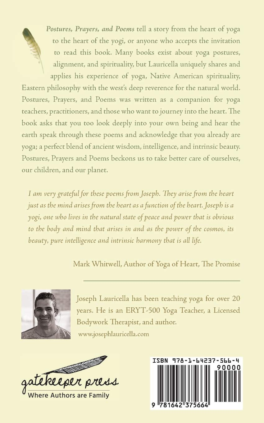 Postures, Prayers, and Poems: A Yoga Journey Through Earth ...