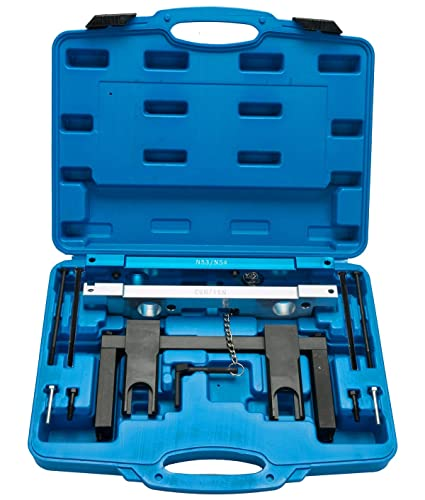Amazon.com: 8MILELAKE Camshaft Alignment and Engine Timing Tool Compatible for BMW N51/N52/N53/N54: Automotive