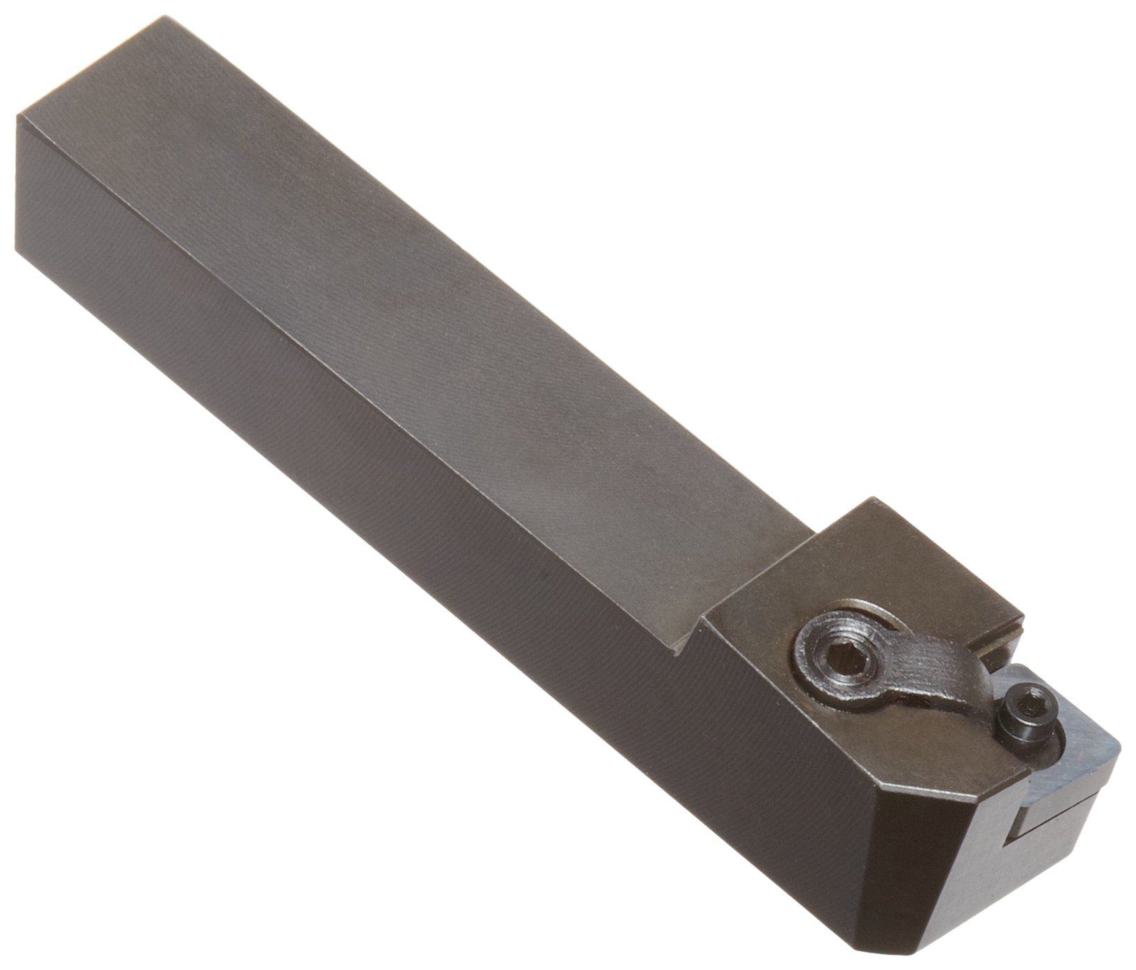 Dorian Tool MCLN Square Shank Multi-Lock Turning Holder, Right Hand Cut, 3/4'' Shank Width, 3/4'' Shank Height, 4-1/2'' Overall Length, 1/2'' Insert
