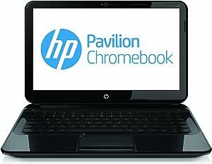 HP Chromebook 14-c050 (Sparkling Black)